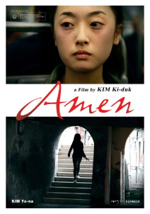 """Poster for the movie """"Amen"""""""