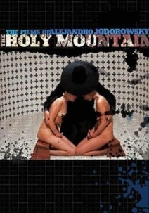 """Poster for the movie """"The Holy Mountain"""""""