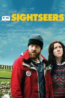 """Poster for the movie """"Sightseers"""""""
