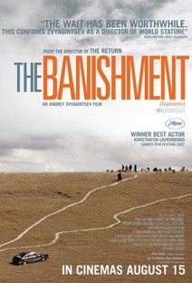 """Poster for the movie """"The Banishment"""""""