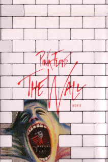 """Poster for the movie """"Pink Floyd - The Wall"""""""