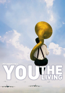 """Poster for the movie """"You, the Living"""""""