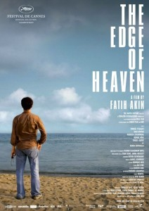 """Poster for the movie """"The Edge of Heaven"""""""