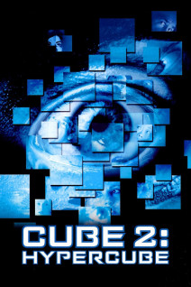 """Poster for the movie """"Cube 2: Hypercube"""""""