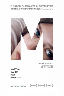 """Poster for the movie """"Martha Marcy May Marlene"""""""