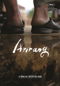 """Poster for the movie """"Arirang"""""""