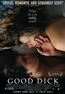 """Poster for the movie """"Good Dick"""""""