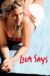 """Poster for the movie """"Lila Says"""""""