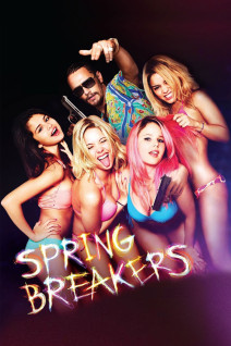 """Poster for the movie """"Spring Breakers"""""""