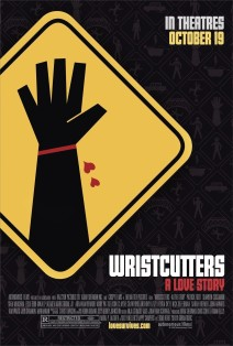 """Poster for the movie """"Wristcutters: A Love Story"""""""