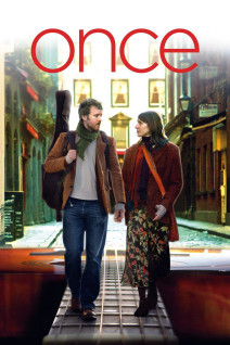 """Poster for the movie """"Once"""""""