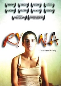 """Poster for the movie """"Ryna"""""""
