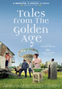 """Poster for the movie """"Tales from the Golden Age"""""""