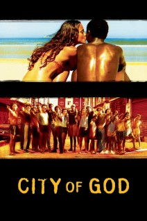 """Poster for the movie """"City of God"""""""
