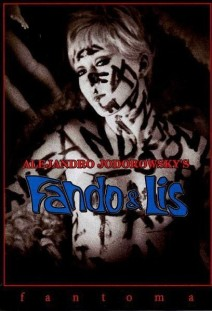 """Poster for the movie """"Fando y Lis"""""""