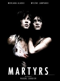 """Poster for the movie """"Martyrs"""""""
