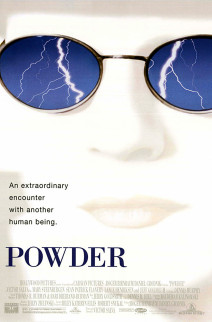 """Poster for the movie """"Powder"""""""