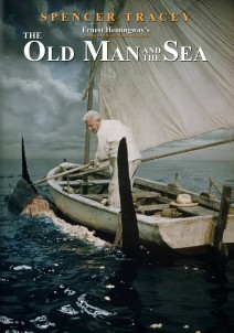"""Poster for the movie """"The Old Man and the Sea"""""""
