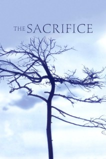 """Poster for the movie """"The Sacrifice"""""""