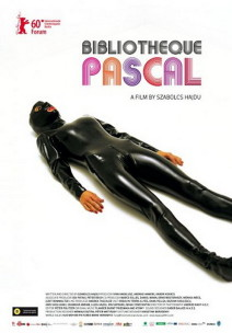 """Poster for the movie """"Bibliothèque Pascal"""""""