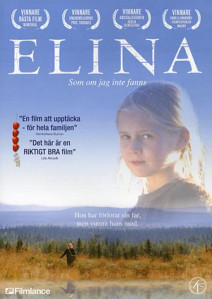 """Poster for the movie """"Elina: As If I Wasn't There"""""""