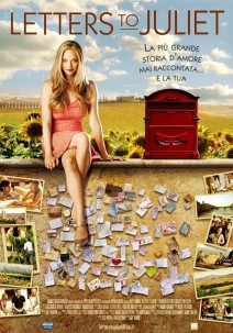 """Poster for the movie """"Letters to Juliet"""""""
