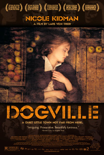 """Poster for the movie """"Dogville"""""""