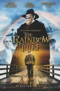 """Poster for the movie """"The Rainbow Thief"""""""