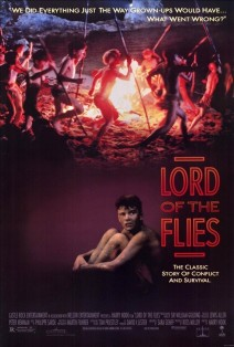 """Poster for the movie """"Lord of the Flies"""""""