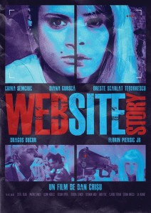 """Poster for the movie """"WebSiteStory"""""""