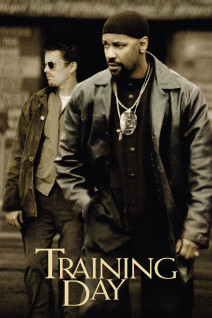 """Poster for the movie """"Training Day"""""""