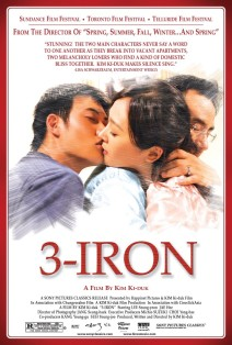 """Poster for the movie """"3-Iron"""""""