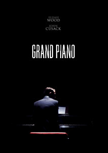 """Poster for the movie """"Grand Piano"""""""