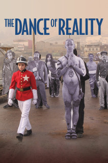 """Poster for the movie """"The Dance of Reality"""""""