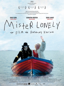 """Poster for the movie """"Mister Lonely"""""""