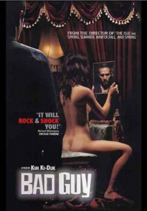 """Poster for the movie """"Bad Guy"""""""