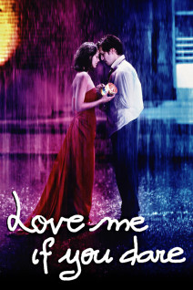 """Poster for the movie """"Love Me If You Dare"""""""
