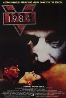 """Poster for the movie """"1984"""""""