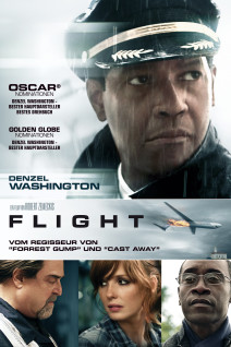 """Poster for the movie """"Flight"""""""