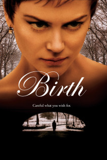 """Poster for the movie """"Birth"""""""