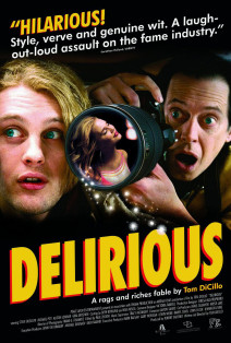 """Poster for the movie """"Delirious"""""""