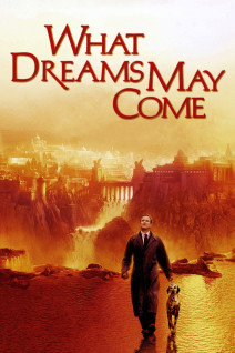 """Poster for the movie """"What Dreams May Come"""""""