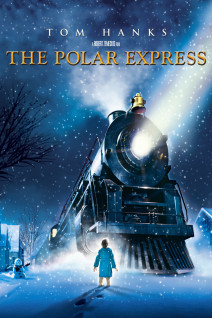 """Poster for the movie """"The Polar Express"""""""