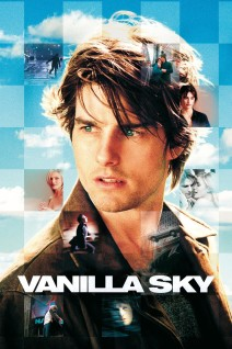 """Poster for the movie """"Vanilla Sky"""""""
