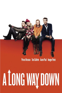 """Poster for the movie """"A Long Way Down"""""""
