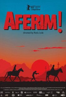 """Poster for the movie """"Aferim!"""""""