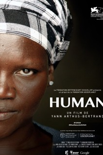 """Poster for the movie """"Human"""""""