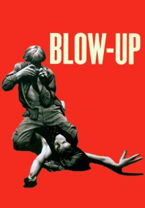 """Poster for the movie """"Blow-Up"""""""