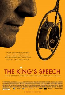 """Poster for the movie """"The King's Speech"""""""