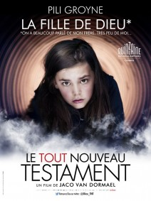 """Poster for the movie """"The Brand New Testament"""""""